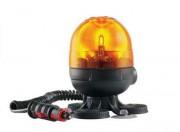 Gyrophare microboule à fixation magnétique - Voltage : 12 - 24V
