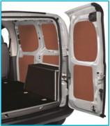 Habillage véhicule utilitaire en bois luxueux - En contreplaqué bouleau - Epaisseur : 6.5 mm