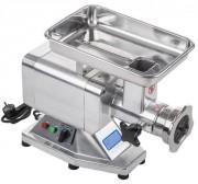 Hachoir à viande électrique 230V - En acier inox et aluminium
