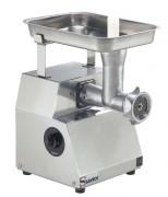 Hachoir à viande électrique en acier inoxydable - Débit moyen: 70 kg/heure ou 160 kg/heure