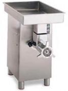 Hachoir électrique inox professionnel - Production (Kg/h) : 1200  -  1700