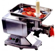 Hachoir viande électrique - Débit horaire ( Kg/h) : 150  -  200