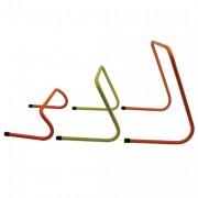 Haies de vélocité - 3 hauteurs : 15 - 30 - 45 cm - Matière : PVC