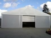 Hall de stockage 5 à 20 mètres - Largeurs disponibles (m) : 5 à 20