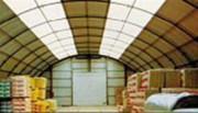 Hall de stockage portés simples 5 à 30 m - Hangar pour stockage, avec une garantie décennale