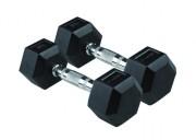 Haltères monoblocs - De 2 à 50kg - Vendu par paire
