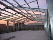 Hangar atelier métallique 5 à 20 mètres - Portées : 5 à 20 m