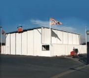 Hangar atelier mobile - Montable et démontable en une journée