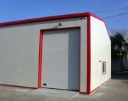 Hangar de stockage 12 à 20 mètres - Portée : 12 à 20 m
