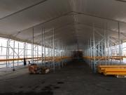 Hangar de stockage et de production - Largeur : 15 m à 30 m