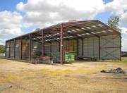 Hangar industriel métallique - Construction personnalisée