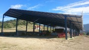 Hangar métallique en kit - Bâtiment agricole en kit ou monté