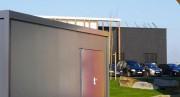 Hangar modulaire préfabriqué - Préfabriqué en atelier