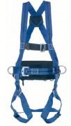 Harnais de sécurité 1 point avec ceinture - Avec ceinture de positionnement - Sangles polyamide