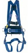 Harnais de sécurité 2 points d'amarrage avec ceinture - Boucles à ouverture rapide - Sangles polyamide