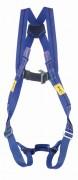 Harnais de sécurité 2 points d'amarrage dorsal et sternal - Boucles à ouverture rapide - Sangles polyamide