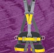 Harnais de sécurité double attache - Taille unique réglable