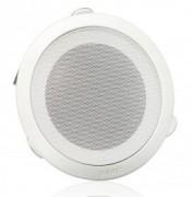 Haut-parleur encastrable plafond 100 V - Réponse en fréquences : 110 Hz-17 kHz