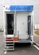 Hayon accès handicapé pour camion - Capacité : 500 Kg