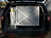 Hayon élévateur électrique pour camionnette - Puissance 120 et 200 kgs - Mono poutre