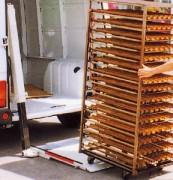 Hayon élévateur monopoutre - Capacité : 300 kg