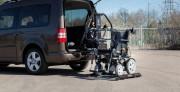 Hayon élévateur pour fauteuil roulant - Plateforme élévatrice