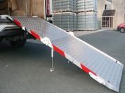 Hayon elevateur rangement pliable pour camionette