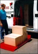 Hayon pour fourgon - Force de levée : 300 kg