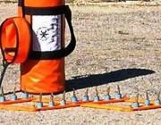 Herse de sécurité crève-pneus - Arrête tous types de véhicules à n'importe quelle vitesse