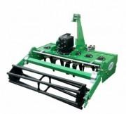 Herse rotative pour tracteur