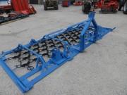 Herses de prairie lourdes - Herse émousseuse - Repliage : manuel ou hydraulique
