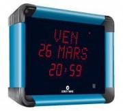 Horloge d'accueil - Horloge calendrier programmateur RTCP