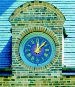 Horloge d'édifice - Fabrication cadrans et aiguilles