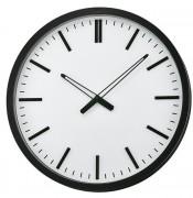 Horloge de bureau à index - Dimensions (PxlxL): 4.6x51x51 cm - Poids: 2,5 Kg