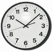 Horloge murale 3D - Chiffres en 3D - Diamètre 30,5 X 4,8 cm
