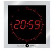 Horloge murale à Leds - Distance de lisibilité (m) : 25