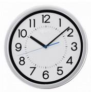 Horloge murale classique - Diamètre : 31,1 x 3,9 cm - En plastique