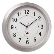 Horloge murale géante gris métal diamètre 38 cm Horbig - Alba