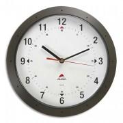 Horloge murale noire Easytime - Alba