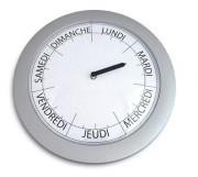 Horloge réveil - Avec minuteur - Dimensions 7,7 X 15,4 X 3,9 cm