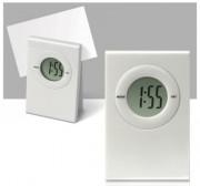 Horloges électroniques publicitaires