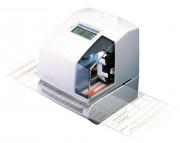 Horodateur de bureau multifonction - 3 lignes d'impression personnalisées