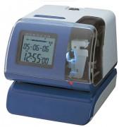 Horodateur électronique Fenêtre éclairée - Dimensions (L x H x P) : 159 x 163 x 171mm