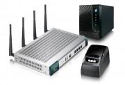 Hotspot wifi - Contrôleur et pare-feu