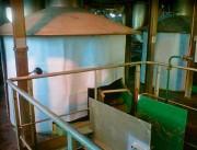 Hotte d'aspiration industrielle - Constituées de panneaux souples, ourlés, renforcés, œilletés sur les 3 côtés et lestés à leur base