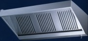 Hotte dynamique - Longueur : de 1000 à 3000 mm - Profondeur : 750 ou 950 mm