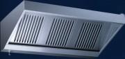 Hotte statique - Statique – Profondeur : 750 ou 950 mm