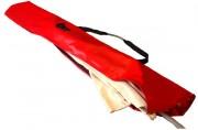 Housse de protection parasol - Longueur : 250 cm - Largeur : 40 cm - Diamètre : 28 cm