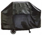 Housse de protection pour barbecue - Dimensions (L x l x H) : 172 x 58 x 120 cm