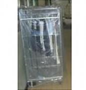 Housse de protection pour roll - En PEMD ou PEBD - Transparente